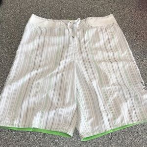 EUC Micros Board Shorts Size 34